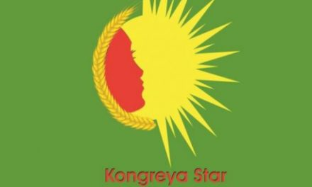 Kongreya Star: Dawiya Erdogan hat!